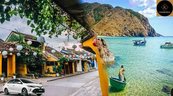 hoi an to quy nhon by private car