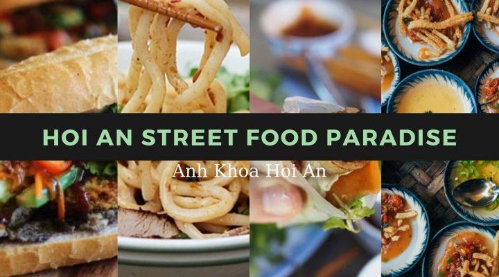 hoi An street food paradise