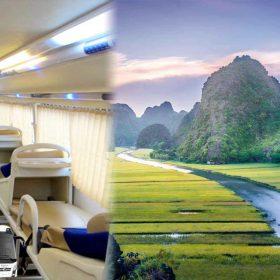 Hoi An to Ninh Binh Bus