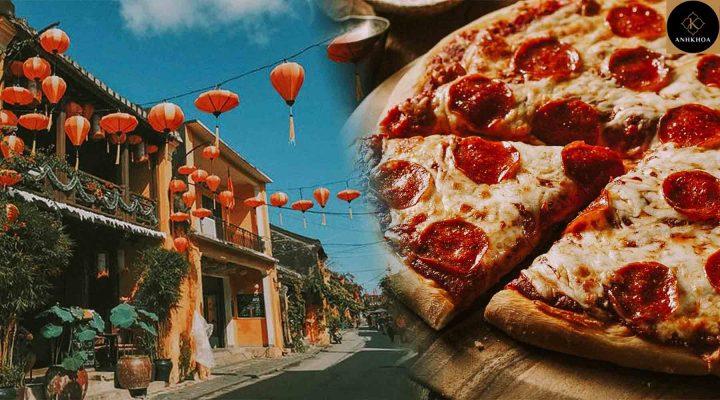 tiệm bánh pizza hội an ngon