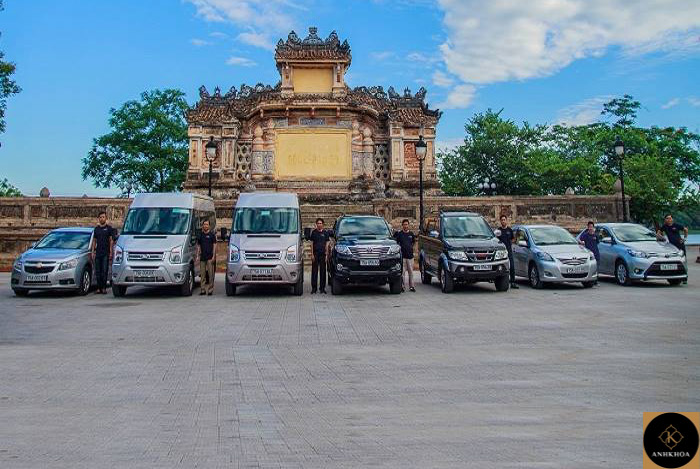 private car from hoi an to hue 1