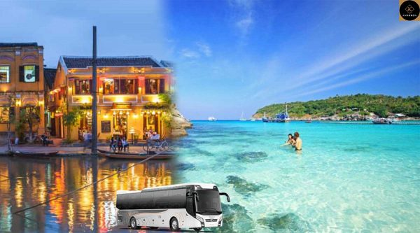 Hoi An to Nha Trang Bus