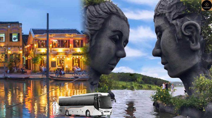 Hoi An to Da Lat Bus