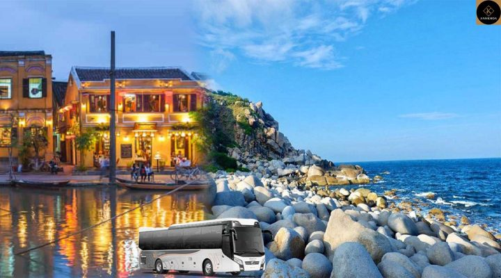 Hoi An to Quy Nhon Bus