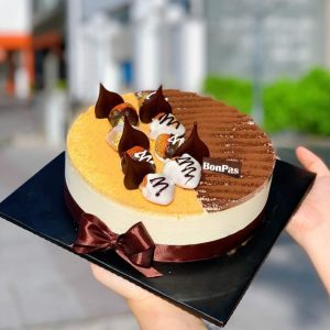 bánh teramisu sinh nhật
