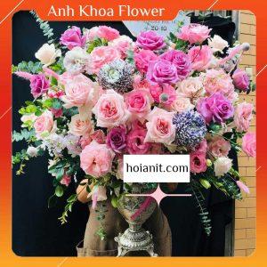 mẫu hoa tươi hội an đẹp