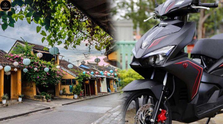 Thuê xe máy phường Cẩm Phô